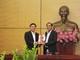 Bộ trưởng Bộ KH&ĐT Lào thăm và làm việc với UBND tỉnh Nghệ An