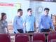 Đồng chí Lê Hồng Vinh kiểm tra công tác chuẩn bị bầu cử tại huyện Anh Sơn