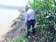 Cận cảnh sạt lở đất sản xuất do thực trạng khai thác cát ở Anh Sơn
