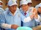Chủ tịch UBND tỉnh kiểm tra các mô hình kinh tế ở Quỳnh Lưu