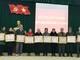 Các địa phương tổ chức trao tặng huy hiệu Đảng