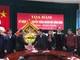 Phó Bí thư Tỉnh ủy Nguyễn Văn Thông chúc mừng ngày truyền thống ngành Nội chính