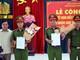 Điều động 2 cán bộ Công an huyện Tương Dương làm Trưởng công an xã