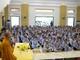 Hàng nghìn người về dự đại lễ Phật Thành Đạo ở Chùa Viên Quang