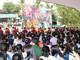 Hơn 15.000 người về dự Đại lễ cầu quốc thái dân an tại chùa Viên Quang
