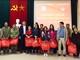 BHXH TP.Vinh trao tặng gần 1.800 áo ấm cho người nghèo