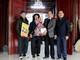 Báo Nghệ An thăm, tặng quà Tết các Bà mẹ Việt Nam anh hùng, thân nhân liệt sỹ