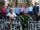 Trao dụng cụ trợ giúp cho người khuyết tật ở Tương Dương