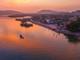 Rực rỡ bình minh trên biển Quỳnh Phương