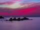 Đảo Lan Châu (Cửa Lò) đẹp kỳ ảo trong ánh bình minh