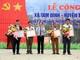 Xã Tam Đình (Tương Dương) đón Bằng công nhận đạt chuẩn nông thôn mới