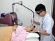 Điều trị u máu hiệu quả bằng phương pháp Laser màu