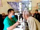 Khám, cấp thuốc miễn phí cho người dân ở Tân Kỳ, Quế Phong.