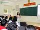 Sinh viên sư phạm Trường Đại học Vinh thi giảng bài trực tiếp cho học sinh phổ thông