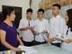 Gần 900 học sinh Nghệ An đăng ký vào Đại học Y Hà Nội