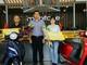 """2 khách hàng trúng thưởng chương trình """"Nhân 6 DATA - vui Tết THAGA"""" của MobiFone Nghệ An"""