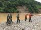 Lực lượng biên phòng Nghệ An phối hợp nước bạn Lào tuần tra sau lũ