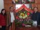 Huyện Tân Kỳ chúc mừng Giáo hạt Quy Hậu nhân dịp Giáng sinh 2018