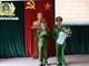Thị xã Thái Hòa điều động Công an chính quy về làm Trưởng Công an xã