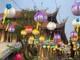 Rực rỡ cảnh sắc đón Tết Nguyên đán tại chùa Cổ Am
