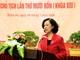 """Trưởng Ban Dân vận Trung ương Trương Thị Mai: """"Cần tạo sinh lực mới cho khối đại đoàn kết"""""""