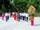 Ban Tuyên giáo Tỉnh ủy dâng hương tại Khu Di tích Kim Liên