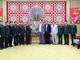 Các tỉnh Hủa Phăn, Xiêng Khoảng thăm và chúc Tết tỉnh Nghệ An