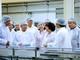 Đoàn công tác Tỉnh ủy Cao Bằng tìm hiểu việc áp dụng công nghệ cao tại Nhà máy sữa TH