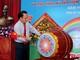 Bí thư Đảng ủy Khối Các cơ quan tỉnh dự lễ khai giảng tại Trường Tiểu học Hưng Lộc (TP. Vinh)