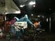 Hối hả chợ đầu mối Thành Vinh trong mưa lớn