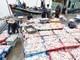 Nghệ An: Thương lái gom hàng Tết, tôm, mực, cá bắt đầu nhích giá
