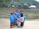 Nhóm Niềm tin trao áo ấm, quà Tết trị giá hàng trăm triệu cho Trường Tri Lễ 4
