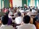 Lãnh đạo huyện Đô Lương đối thoại với 200 cán bộ, bí thư, xóm trưởng