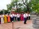 Ban Tổ chức Tỉnh ủy dâng hoa, dâng hương tại Quảng trường Xô Viết Nghệ Tĩnh và Khu di tích Kim Liên