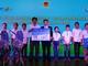 Trao 30 xe đạp cho học sinh nghèo ở Diễn Châu và Thái Hòa