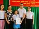 Báo Nghệ An và Công ty CP Golden City trao quà khuyến học nhân dịp Tết Trung thu