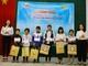 Tập đoàn Tecco trao 12 suất học bổng hỗ trợ học sinh nghèo vượt khó ở Diễn Châu, Quỳnh Lưu