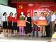 Văn phòng Đại lý Dai-ichi Life Diễn Châu chi trả 580 triệu đồng quyền lợi bảo hiểm cho khách hàng