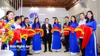 Bất động sản Nhật Nam khai trương văn phòng đại diện tại TP Vinh, Nghệ An