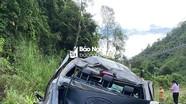 Tai nạn nghiêm trọng khiến 2 giáo viên miền núi Nghệ An tử vong, 1 người nguy kịch