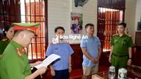 Bắt giam nguyên Giám đốc Quỹ tín dụng nhân dân thị trấn Yên Thành  