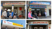 Điểm mặt 5 doanh nghiệp bán xăng, dầu không đạt chất lượng ở Nghệ An
