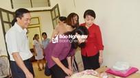 Chủ nhiệm Ủy ban Pháp luật Quốc hội: Cần quan tâm hỗ trợ các em nhỏ có hoàn cảnh khó khăn