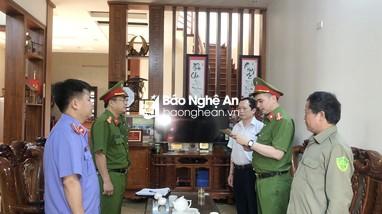 Nghệ An: Khởi tố nguyên Trưởng Ban Dân tộc tỉnh