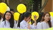 Bài phát biểu tri ân nghẹn ngào của học sinh trường Chuyên Phan Bội Châu