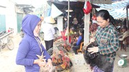 Nghệ An: Gia cầm, hải sản tăng giá ngày gần Tết