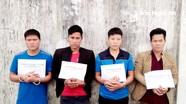 Nghệ An: Một buổi bắt giữ 3 vụ đánh bạc và ma túy