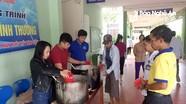 Ngày thứ Bảy tình nguyện vì cộng đồng ở vùng cao Nghệ An