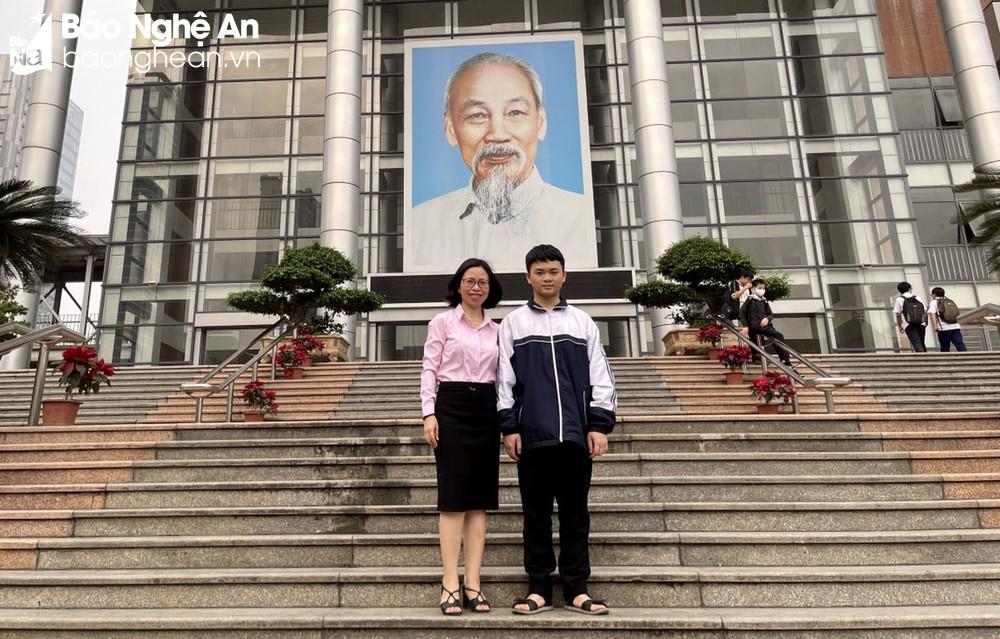 Học sinh Nghệ An đạt Huy chương Bạc tại Kỳ thi Olympic Vật lý châu Á
