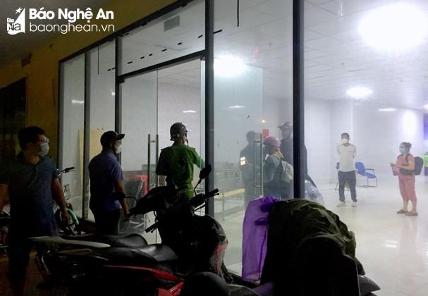 Sáng 27/9/2021, Nghệ An ghi nhận 1 ca nhiễm Covid-19 trong cộng đồng ở TP Vinh
